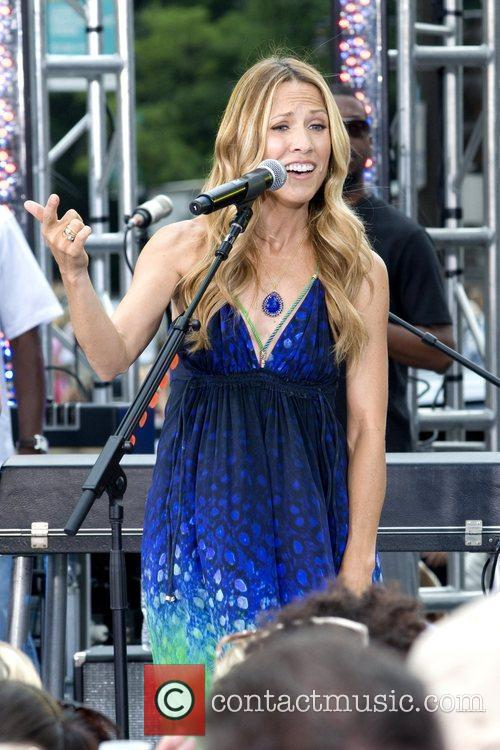 Sheryl Crow and CBS 27