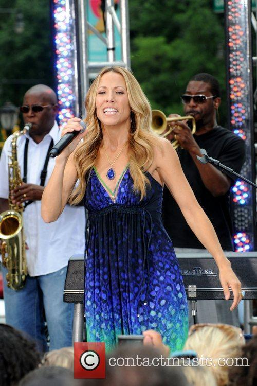 Sheryl Crow and CBS 34
