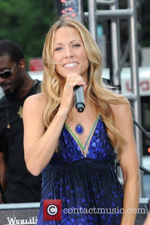 Sheryl Crow and CBS 31