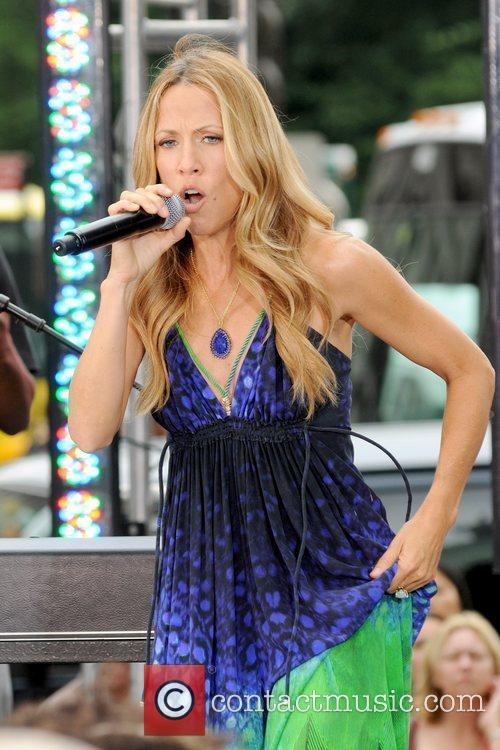 Sheryl Crow and CBS 28