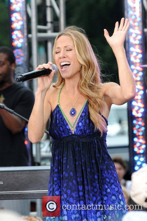 Sheryl Crow and CBS 13