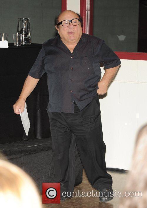 Danny DeVito 2010 'Shoot in Philadelphia' Awards Press...