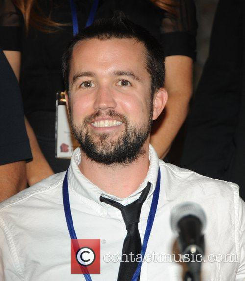Rob McElhenney 2010 'Shoot in Philadelphia' Awards Press...
