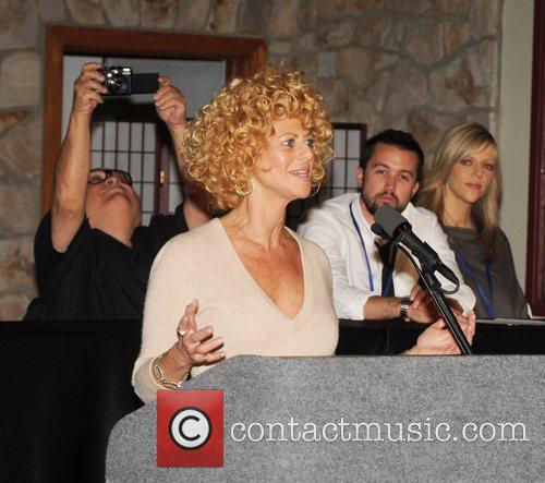 Sharon Pinkenson  2010 'Shoot in Philadelphia' Awards...