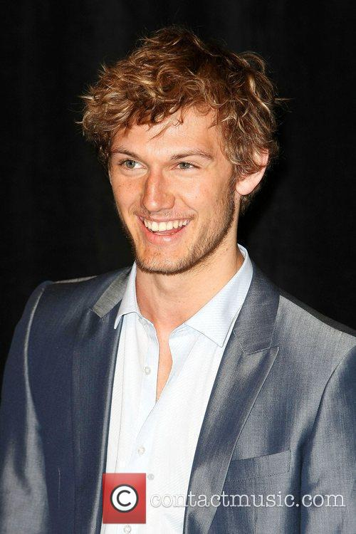 Alex Pettyfer and Cbs 1