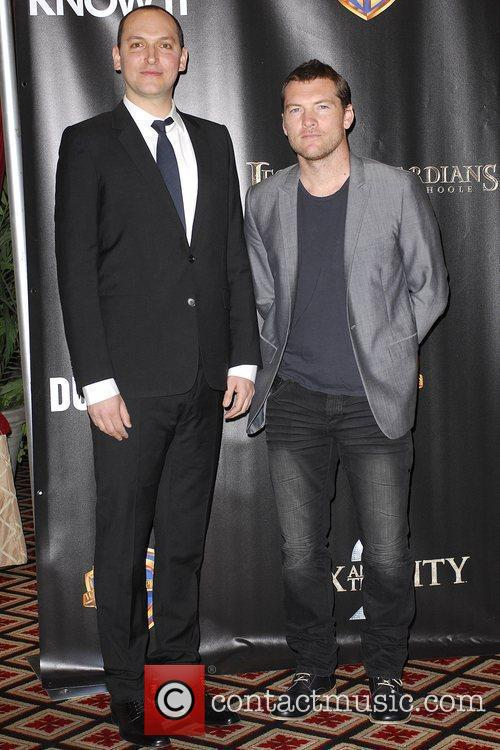 Sam Worthington and Warner Brothers 1