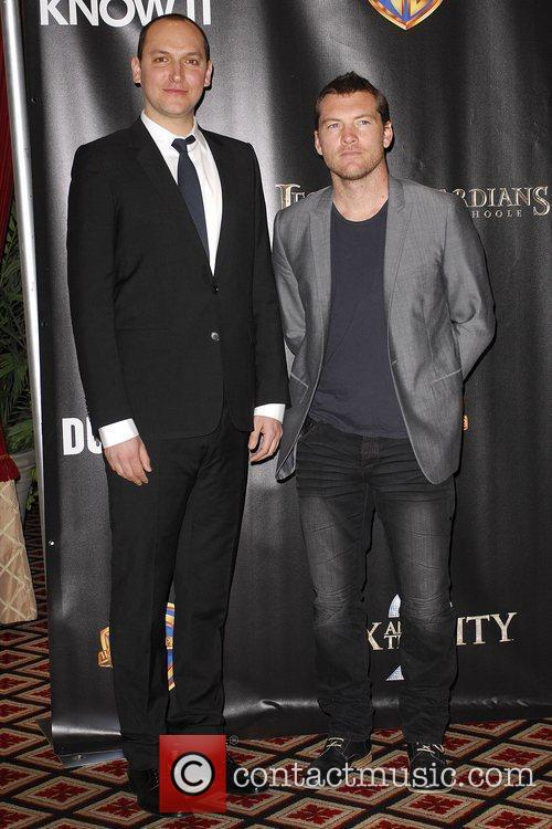 Sam Worthington and Warner Brothers 2