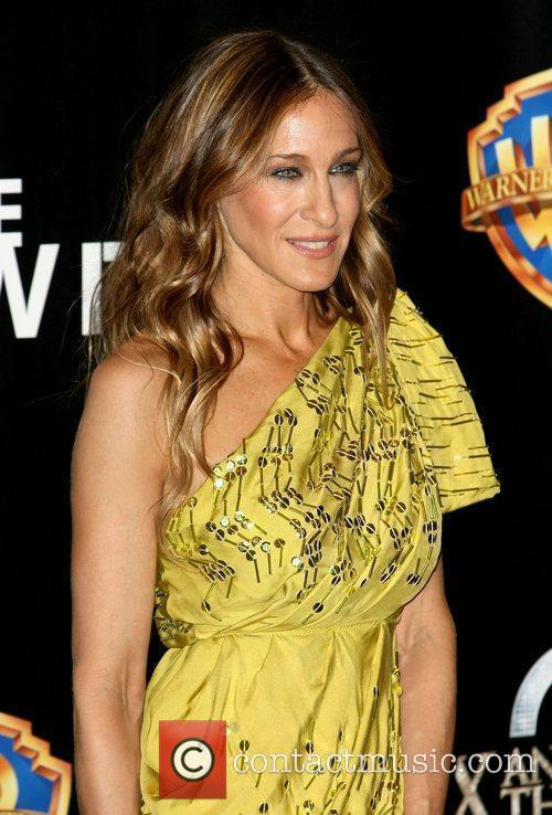 Sarah Jessica Parker and Warner Brothers 9