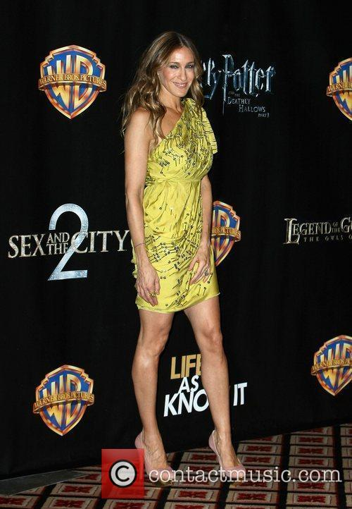 Sarah Jessica Parker and Warner Brothers 1
