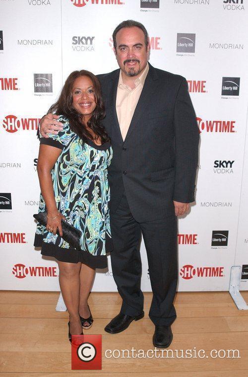 David Zayas Showtime's 2010 Emmy Nominee Reception held...