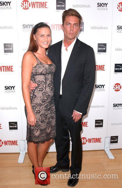 Desmond Harrington Showtime's 2010 Emmy Nominee Reception held...