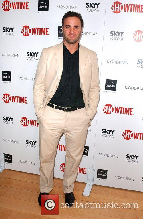 Dominic Fumusa Showtime's 2010 Emmy Nominee Reception held...