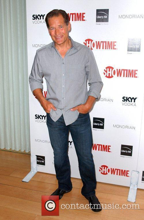 James Remar Showtime's 2010 Emmy Nominee Reception held...