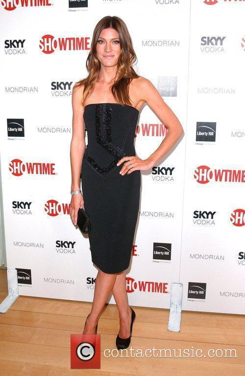 Jennifer Carpenter Showtime's 2010 Emmy Nominee Reception held...