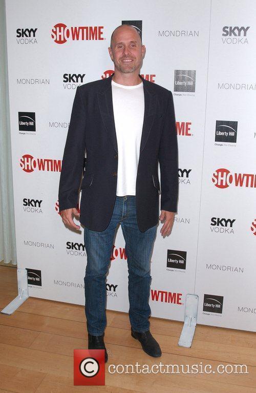 Paul Schulze Showtime's 2010 Emmy Nominee Reception held...