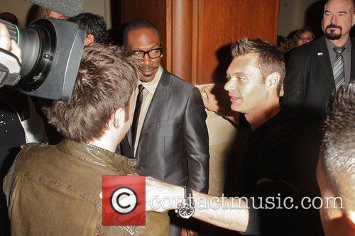 Eddie Murphy and Ryan Seacrest 8
