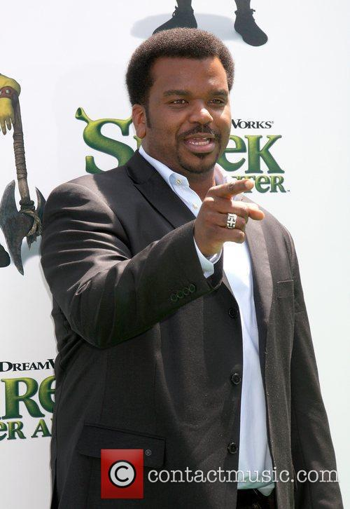 Actor Craig Robinson 4