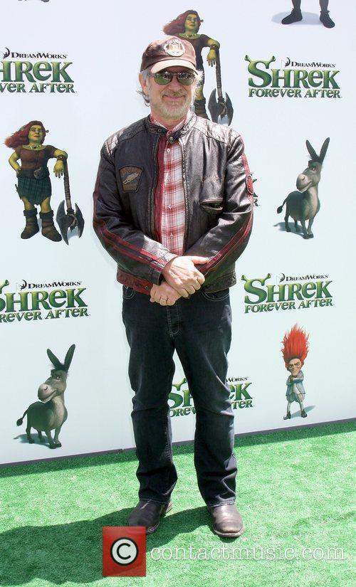 Arrives at the Los Angeles Premiere 'Shrek Forever...