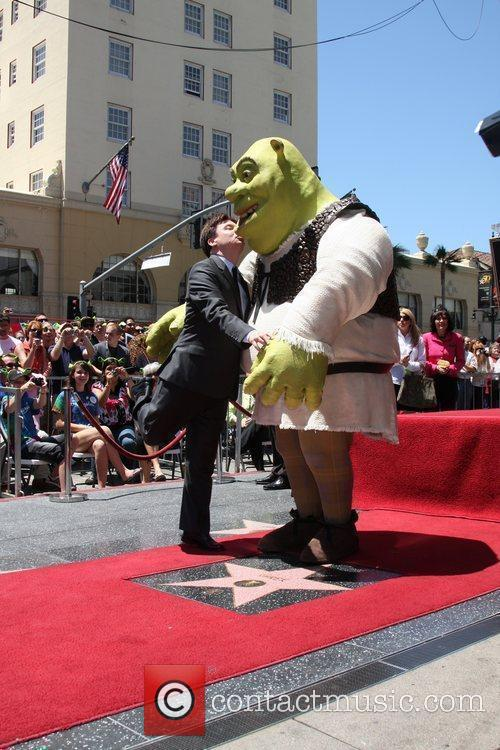 Mike Myers and Shrek 6