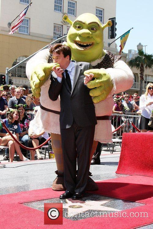 Mike Myers and Shrek 3