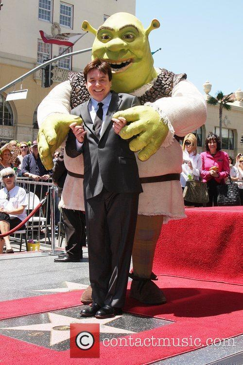 Mike Myers and Shrek 5