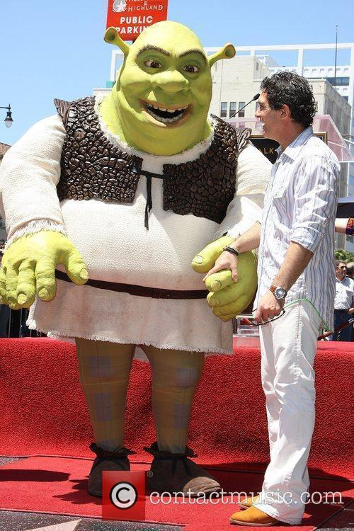 Shrek and Antonio Banderas 4