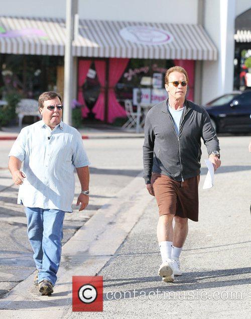 Arnold Schwarzenegger California First Couple, Arnold Schwarzenegger and...
