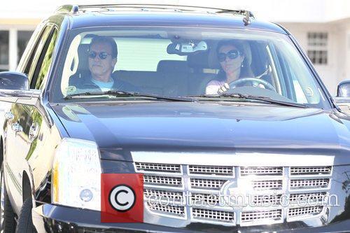 California First Couple, Arnold Schwarzenegger and Maria Shriver...