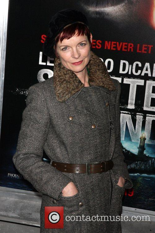 New York premiere of 'Shutter Island' held at...