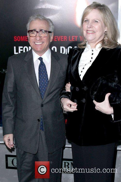 Martin Scorsese and Helen Morris 4