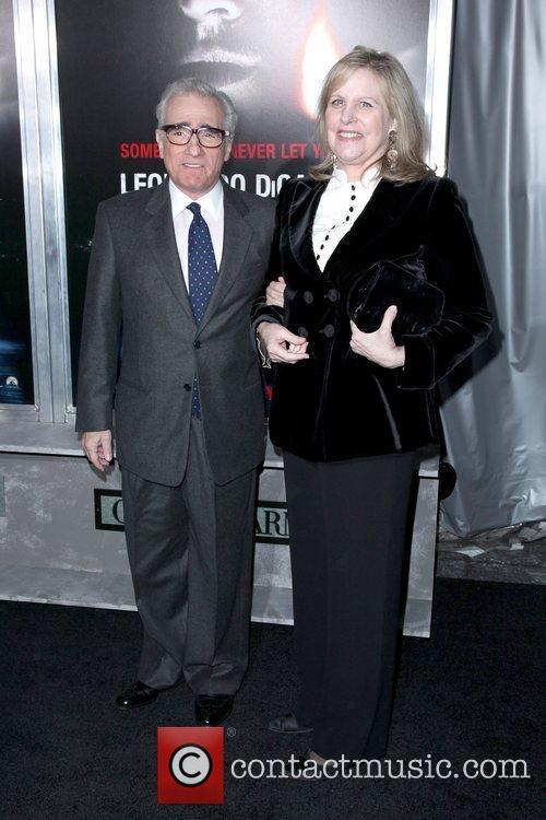Martin Scorsese and Helen Morris 7