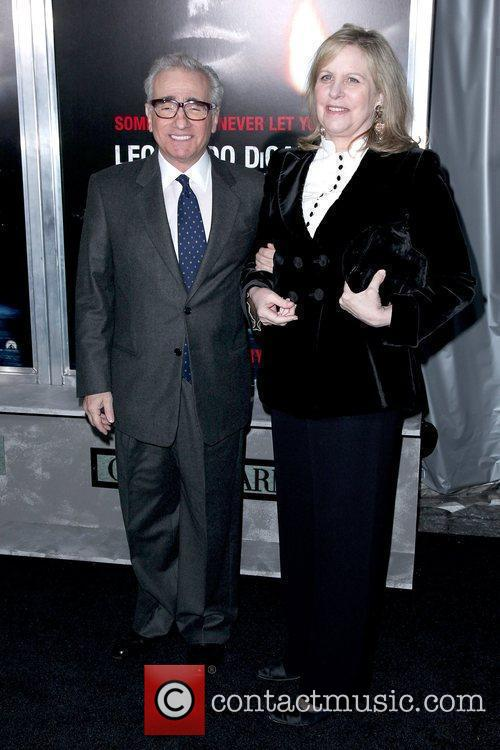 Martin Scorsese and Helen Morris 2