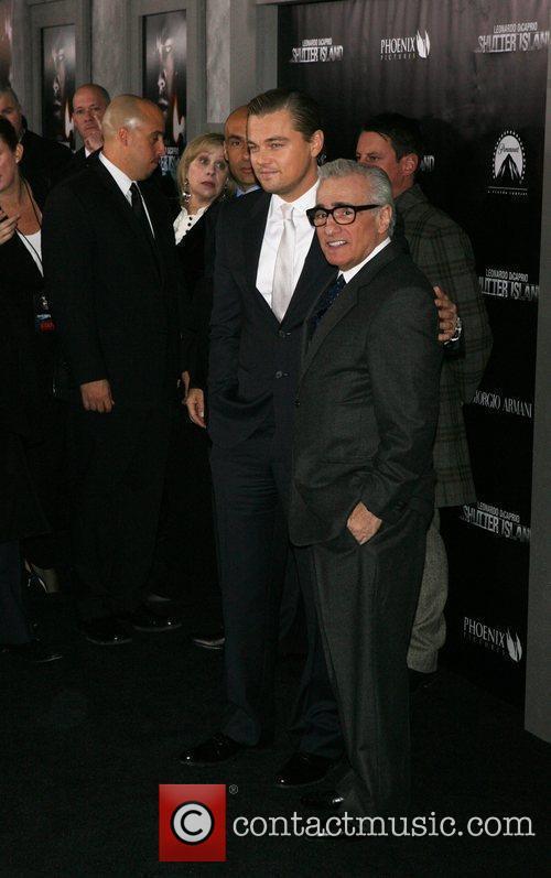 Leonardo DiCaprio, Martin Scorsese, Ziegfeld Theatre