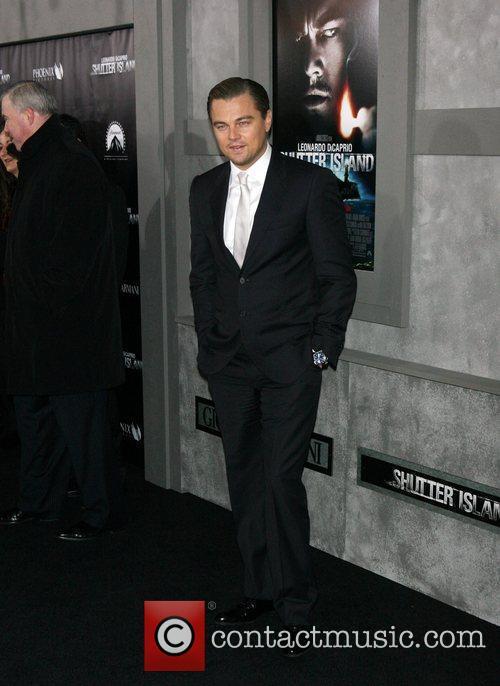 Leonardo DiCaprio, Ziegfeld Theatre
