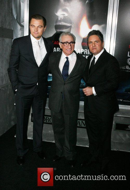 Leonardo DiCaprio and Martin Scorsese 1