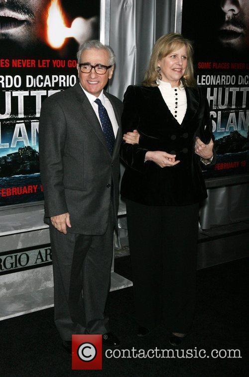 Martin Scorsese and Helen Morris 10