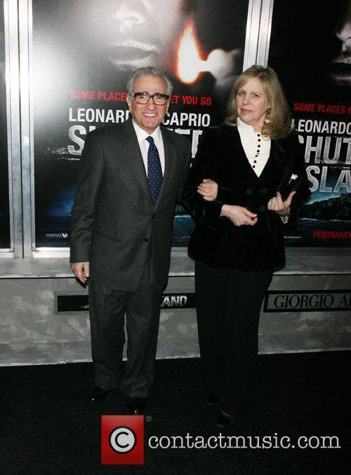 Martin Scorsese and Helen Morris 9