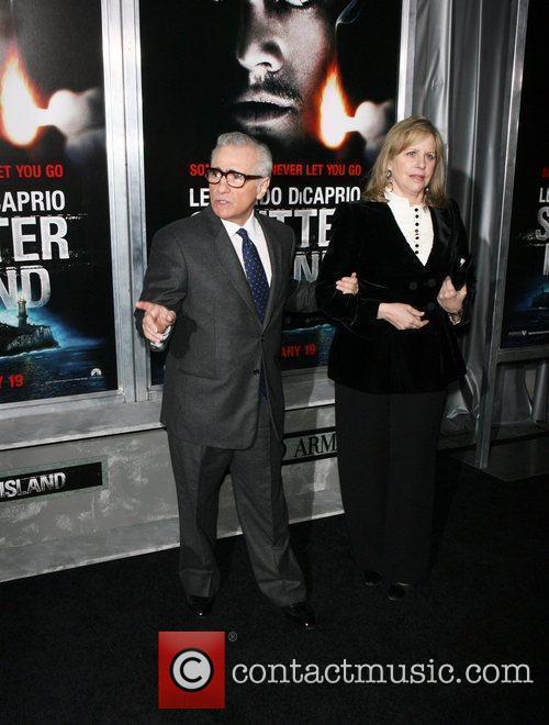 Martin Scorsese and Helen Morris 8