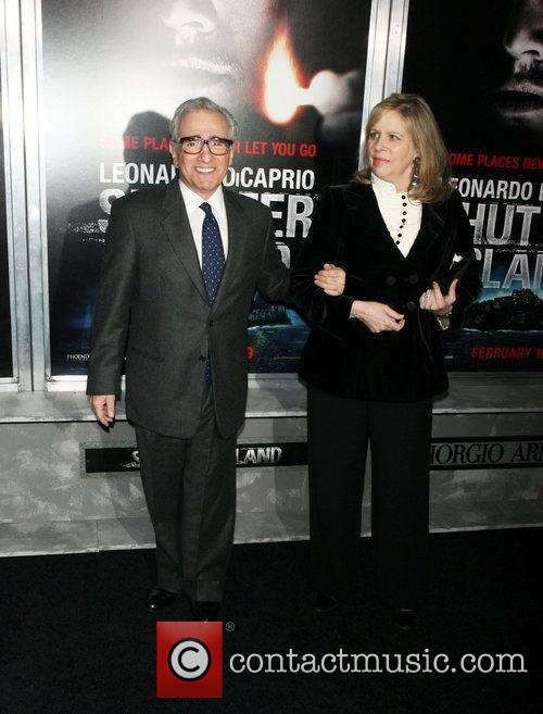 Martin Scorsese and Helen Morris 1