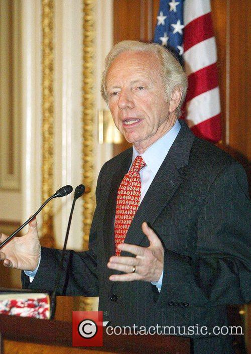 Senator Joe Lieberman The Kleinman Family was honored...