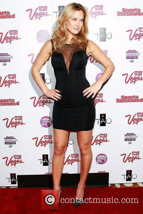 Bar Refaeli SI Swimsuit Overtime hosted by TAO...