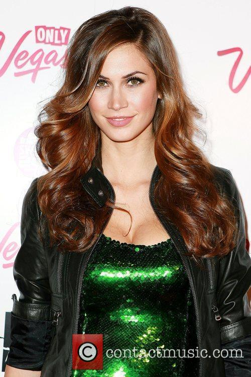 Melissa Satta SI Swimsuit Overtime hosted by TAO...