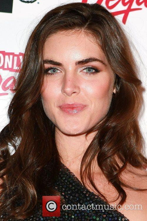 Hilary Rhoda SI Swimsuit Overtime hosted by TAO...