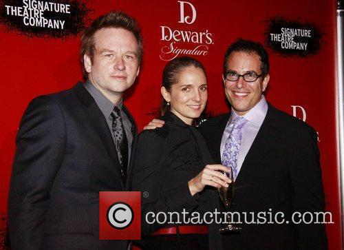 Signature Theatre Company's 20th Anniversary Gala, celebrating playwright-in-residence,...
