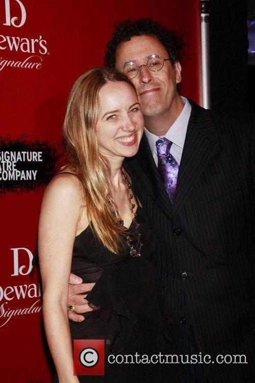 Zoe Kazan and Tony Kushner 3