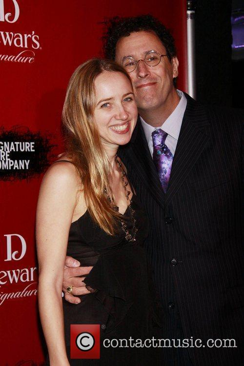 Zoe Kazan and Tony Kushner 1