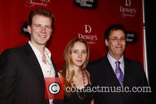 Zoe Kazan and Tony Kushner 2