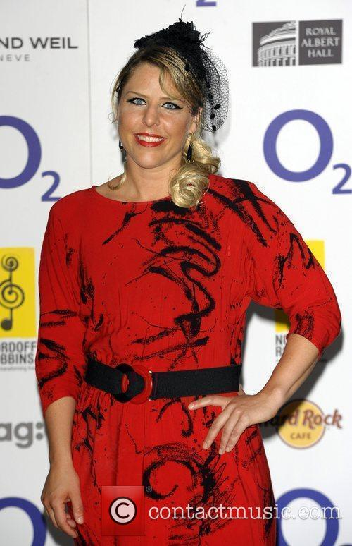 O2 Silver Clef Awards 2010 held at the...