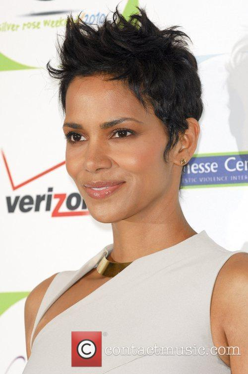 Actress Halle Berry and Halle Berry 5
