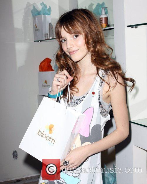 Bella Thorne Relief Fund Pre-Oscar gifting suite Hosted...